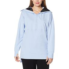 Evryday Jane Travel Hooded Pullover