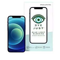 EyeJust Blue Light Blocking Screen Protector for iPhone 12 Pro Max