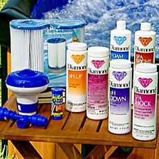 EZ Spa Combo Care Pack of All-in-One Spa Accessories