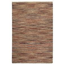 Fab Habitat Canyonlands Multicolor Jute Indoor Rug - 4' x 6'