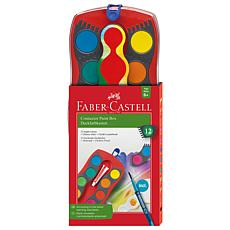 Faber-Castell Connector Paint Box - Set of 12