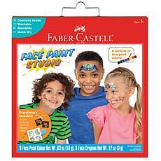 Faber-Castell Face Paint Studio kit