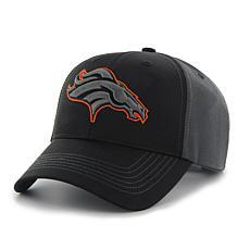 Fan Favorite Denver Broncos NFL Blackball Adjustable Hat