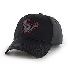 Fan Favorite Houston Texans NFL Blackball Adjustable Hat