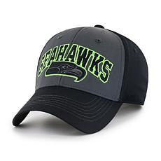 Fan Favorite Seattle Seahawks NFL Script Adjustable Hat