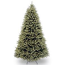 Feel Real Downswept Douglas Fir Hinged Tree - 7'