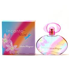 Ferragamo Incanto Shine Eau De Toilette Spray - 3.4 oz.