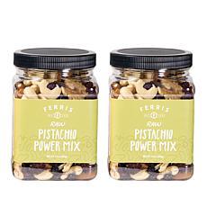 Ferris Company Pistachio Power 2-pack Raw Nut Mix Auto-Ship®