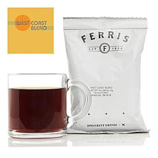 Ferris Company West Coast Blend Ground Coffee 12pk of 3 oz. Packets