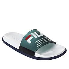 FILA Drifter Lux Clear Slide Sandal