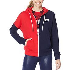 Fila Josie Full-Zip Hooded Jacket