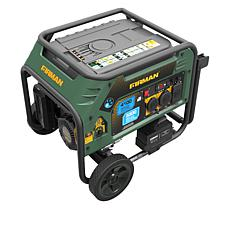 Firman 4100-Watt Portable Propane Generator with Push-Button Start