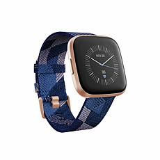 FitBit Versa 2 Special Edition NFC - Navy Pink