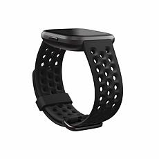 FitBit Versa 2 Sport Accessory Band - Black/Small