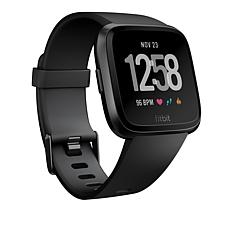 Fitbit Versa Smartwatch and Activity Tracker with Classic Band