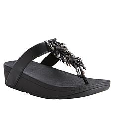 FitFlop Jive Treasure Beaded Thong Sandal