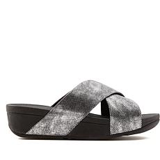 FitFlop Lulu Cross Slide Sandal