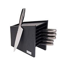 Fleischer & Wolf London City Series 7pc Knife Block Set