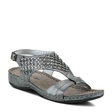 Flexus by Spring Step Invictus T-Strap Sandal