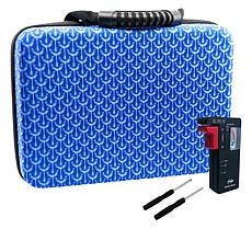 Flipo Large Battery Case & Organizer with Tool Set