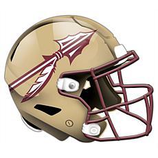 Florida State University Helmet Cutout