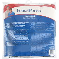 "Fons and Porter Instant Design Wall - 60"" x 72"""
