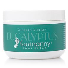 Footnanny Eucalyptus Foot Cream