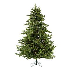 Foxtail Pine 7-1/2' Christmas Tree with String Lighting