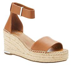 Franco Sarto Clemens Leather Espadrille