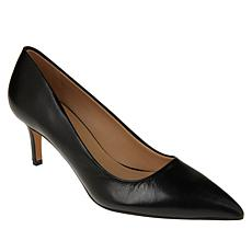 Franco Sarto Tudor Leather Pointed-Toe Pump