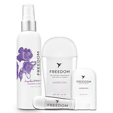 Freedom 4-piece Bundle Lavender Citrus