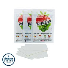 FreshPaper 3pk of 8-count Produce-Saver Sheets