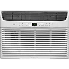 Frigidaire 10,000 BTU Window-Mounted Compact Air Conditioner w/Remote