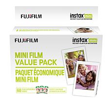 Fujifilm INSTAX Mini Instant Film 60-Print Value Pack