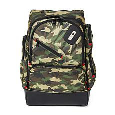 "FUL Refugee Backpack with 15"" Laptop Pocket - Camo"