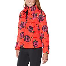 G by Giuliana Cropped Puffer Jacket