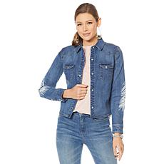 G by Giuliana Denim Jacket