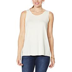 G by Giuliana Front to Back Reversible Tank Top