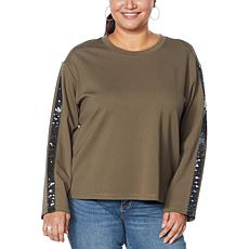 G by Giuliana Ponte Sweatshirt