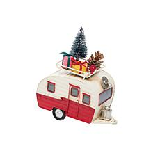 Gallerie II Christmas Camper Figurine