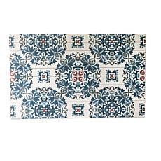 """Gallery 57 Azulejo Pattern 48"""" x 30"""" Print on Wood"""