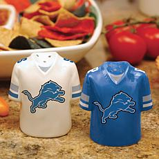 Gameday Ceramic Salt and Pepper Shakers - Detroit Lions