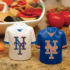 Gameday Ceramic Salt and Pepper Shakers - New York Mets