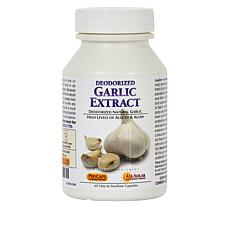 Garlic Extract - 60 Capsules
