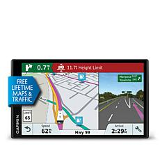 "Garmin 7"" RV GPS w/Lifetime Maps and Traffic"