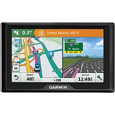 "Garmin Drive 51 LM 5""  GPS Navigator w/Driver Alerts, US Lifetime Maps"