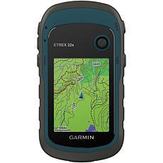 Garmin eTrex 22x Rugged Handheld GPS
