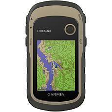 Garmin eTrex 32x Rugged Handheld GPS System