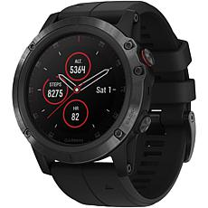 Garmin  Fenix® 5X Plus  Multisport GPS Watch