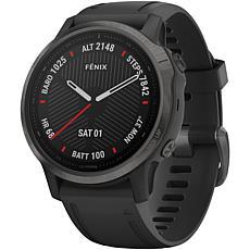 Garmin Fenix 6S Sapphire GPS Watch in Carbon Gray